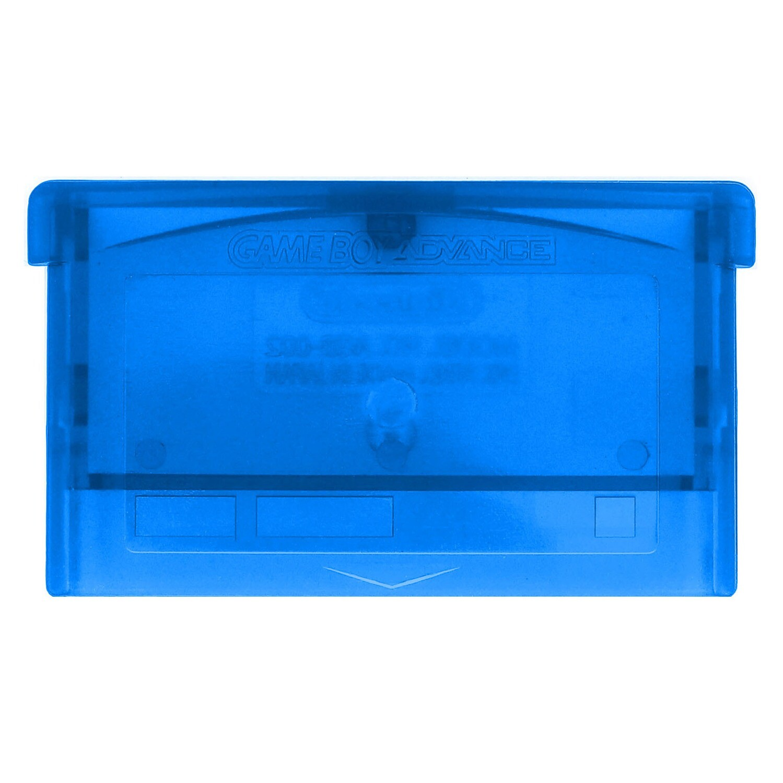 Game Boy Advance Game Cartridge (Clear Blue)