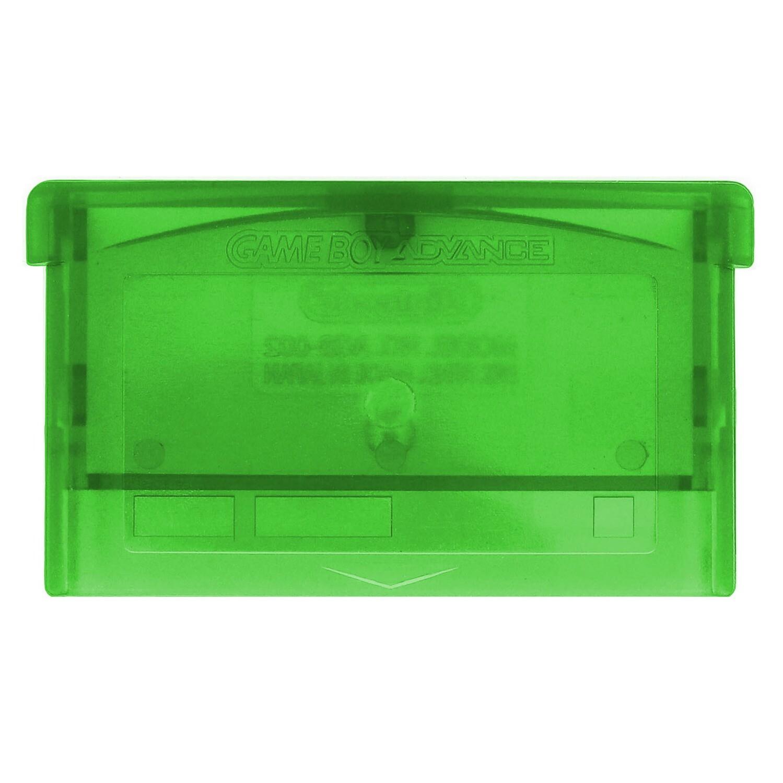 Game Boy Advance Game Cartridge (Clear Green)