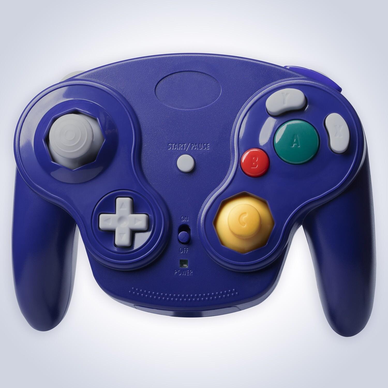 GameCube Wireless Controller (Purple)