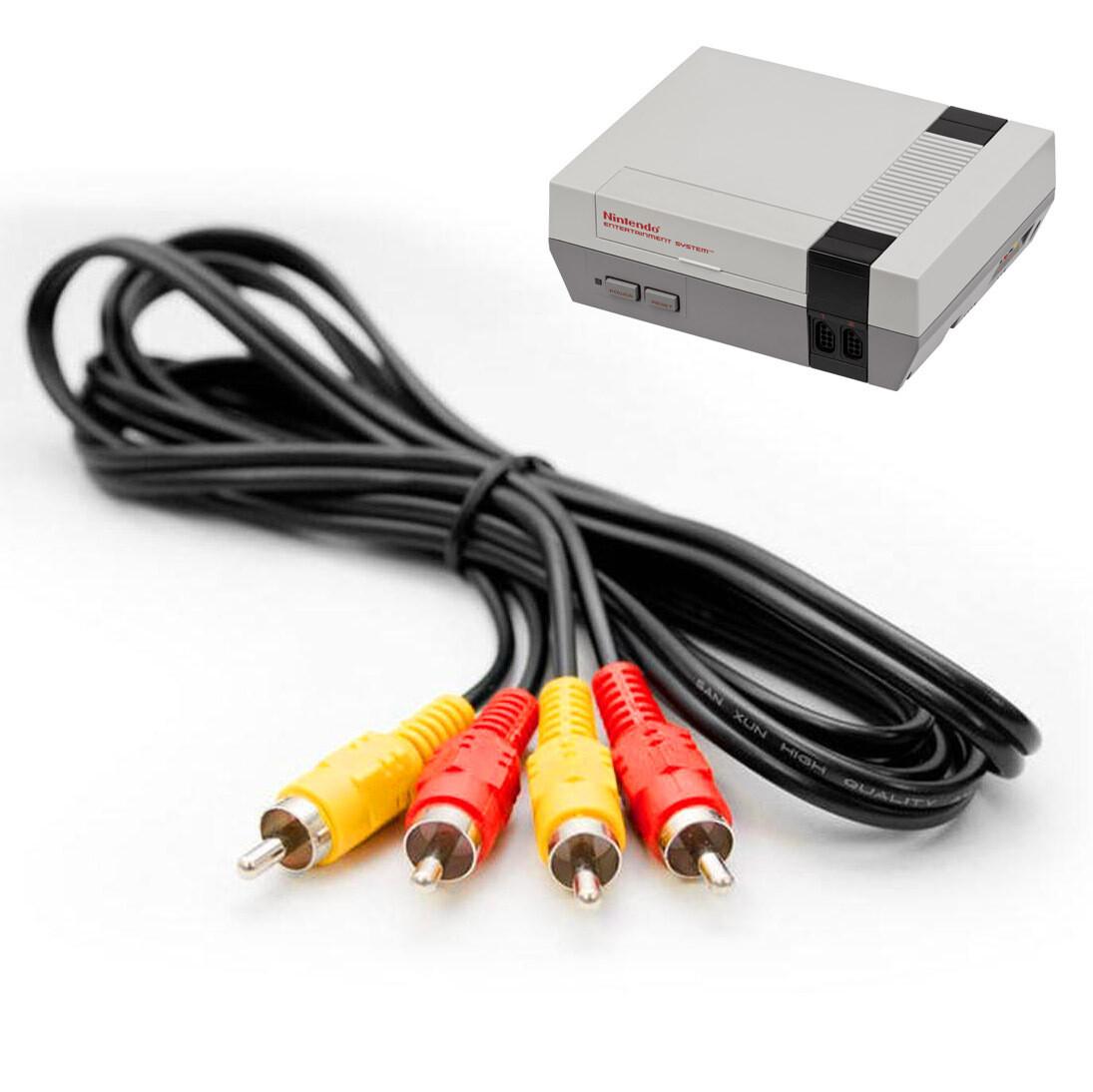 Nintendo NES AV Cable (RCA Composite)