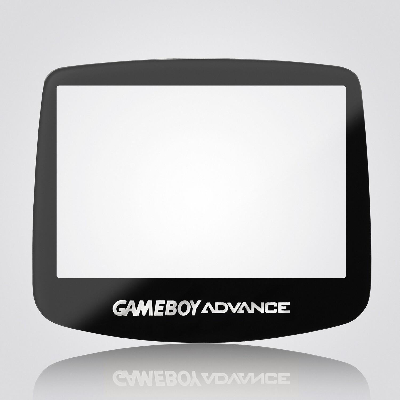 Game Boy Advance IPS Glass Screen (Black)