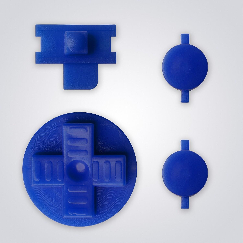 Game Boy Original Buttons (Blue)