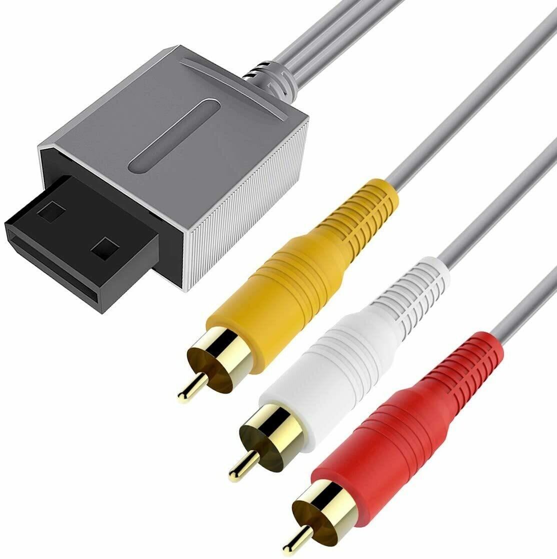 Wii / Wii U AV Cable