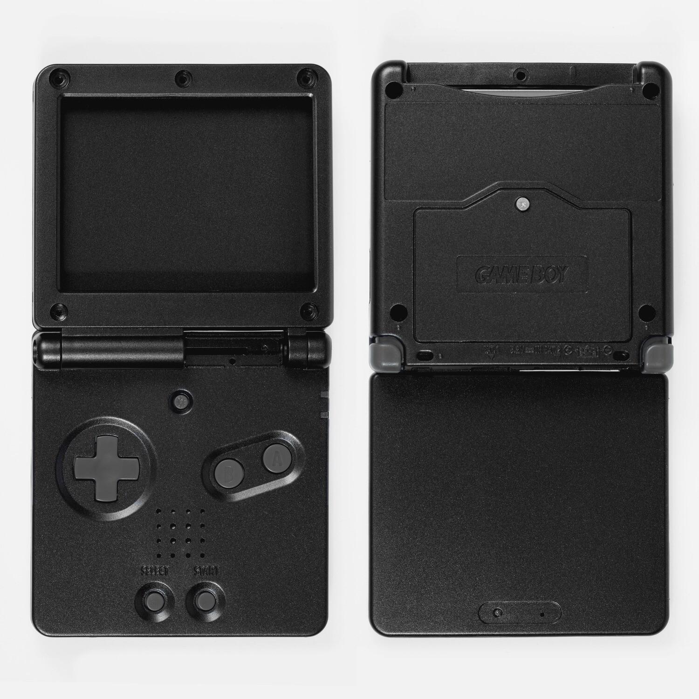 Game Boy Advance SP Shell Kit (Black)