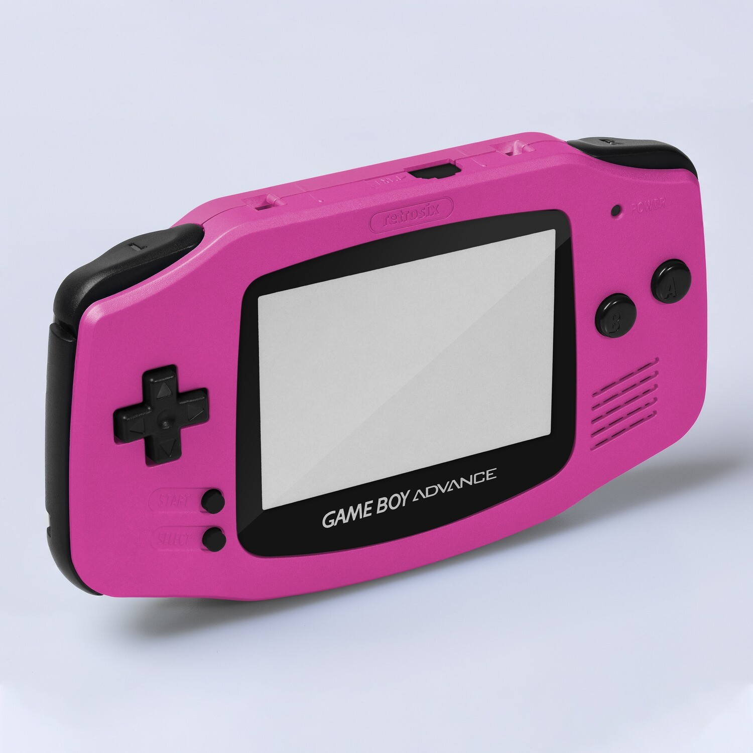 Game Boy Advance IPS Shell Kit (Pearl Pink)