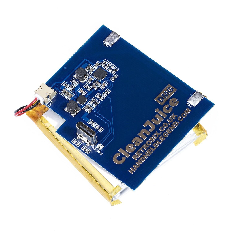 CleanJuice USB C Battery Pack (Game Boy Original)