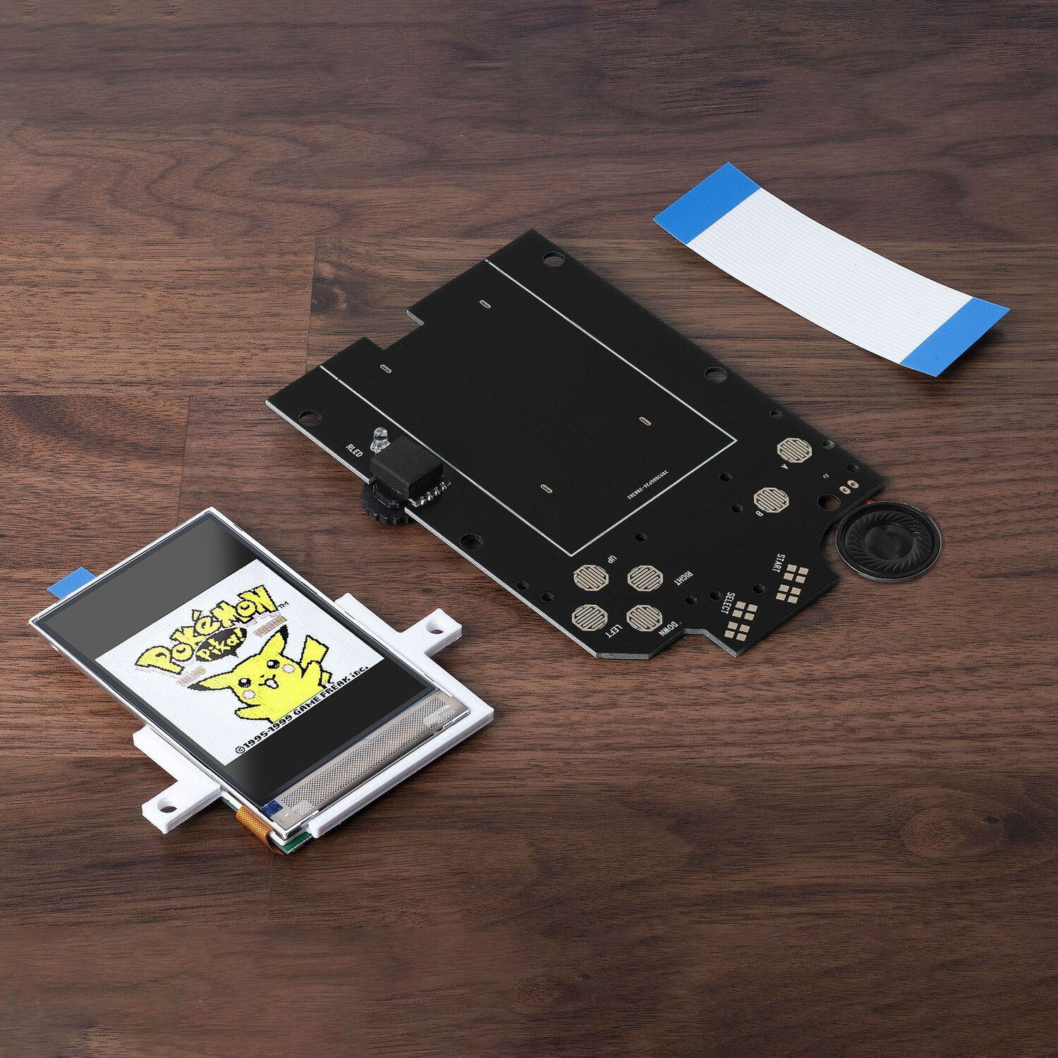 Game Boy Original IPS Screen Kit & Speaker (V3)