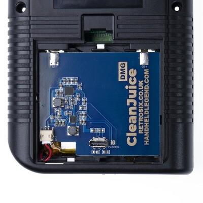 CleanJuice XL USB C Battery Pack (Game Boy Original)