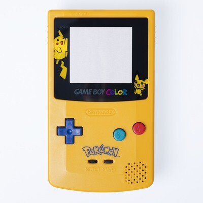 Game Boy Color Shell Kit (Pokemon)