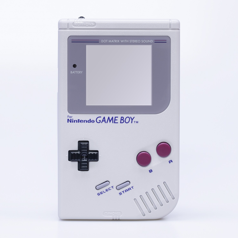 Game Boy Original IPS Shell Kit (Original)