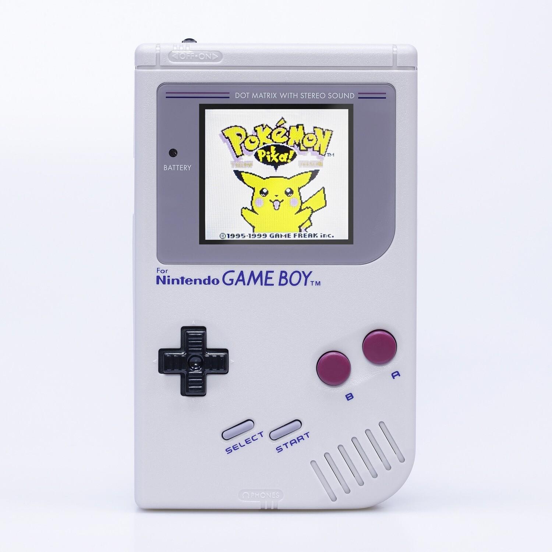 Game Boy Original: Prestige Edition (Grey)