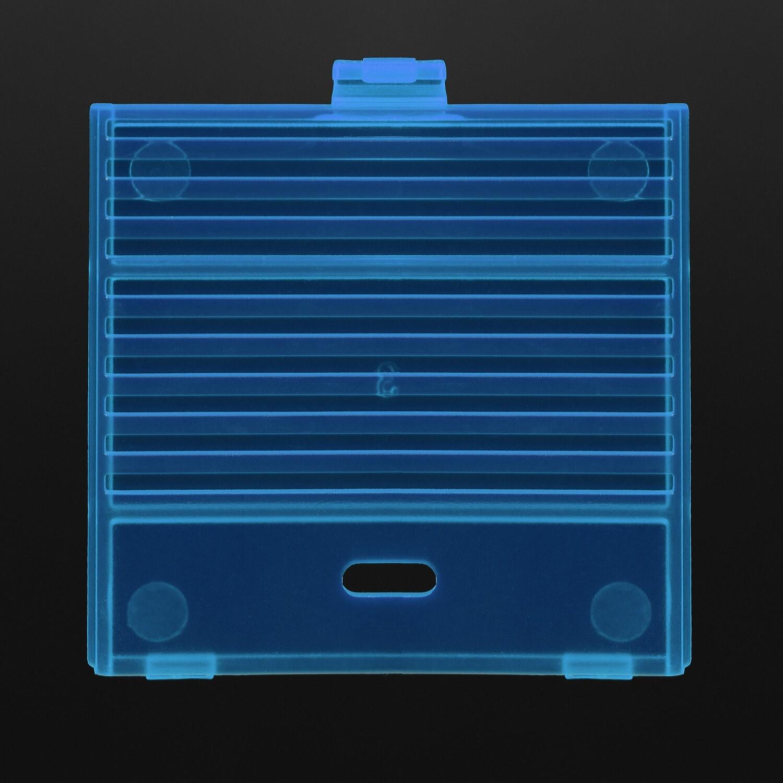 Game Boy Original USB-C Battery Cover (Clear Blue)