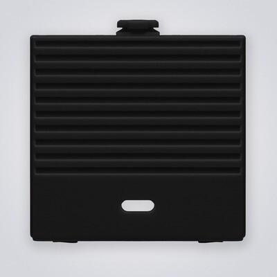 Game Boy Original USB-C Battery Cover (Black)