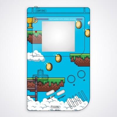 Game Boy Original IPS UV Shell Kit (Platformer 1)