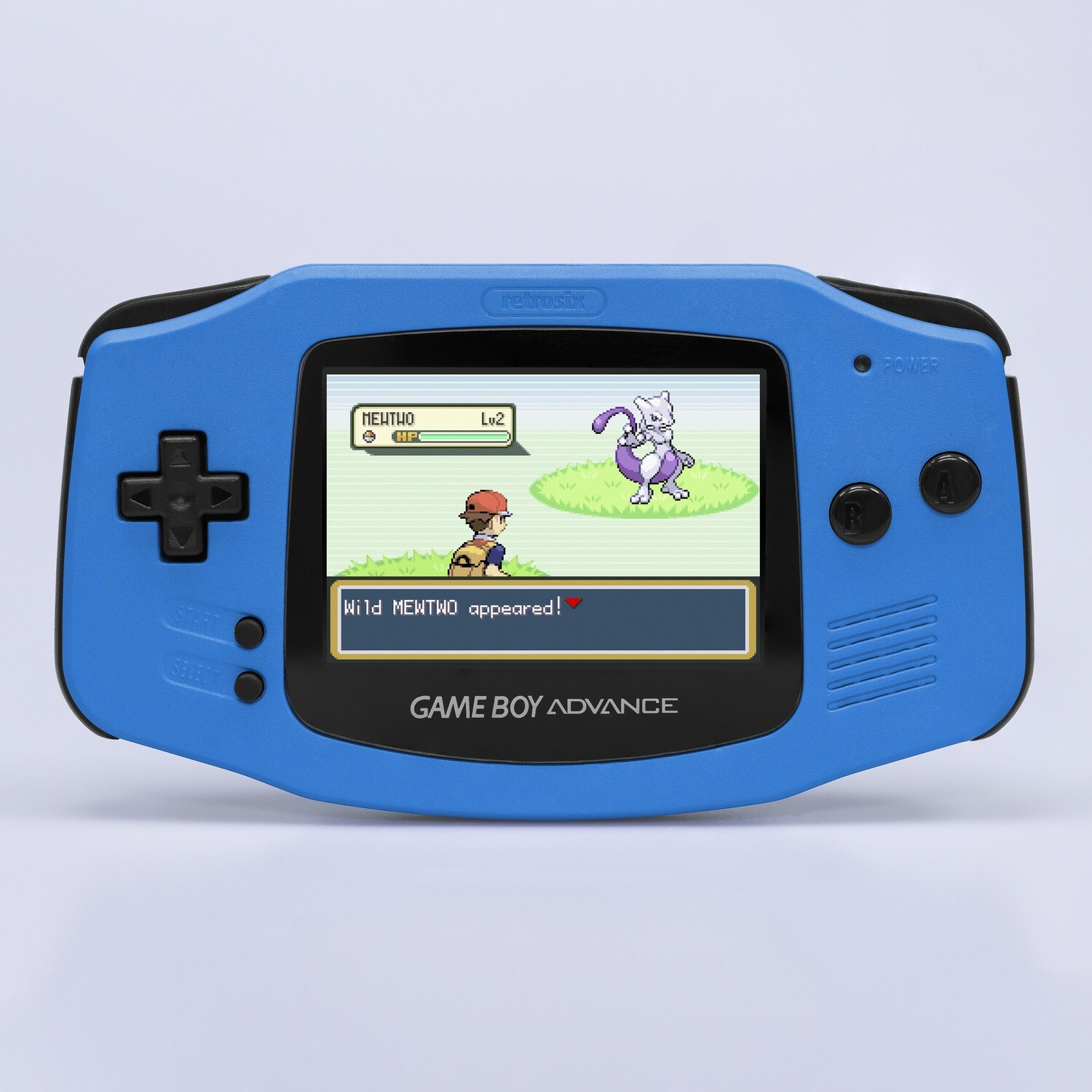 Game Boy Advance: Prestige Edition (Pearl Blue)