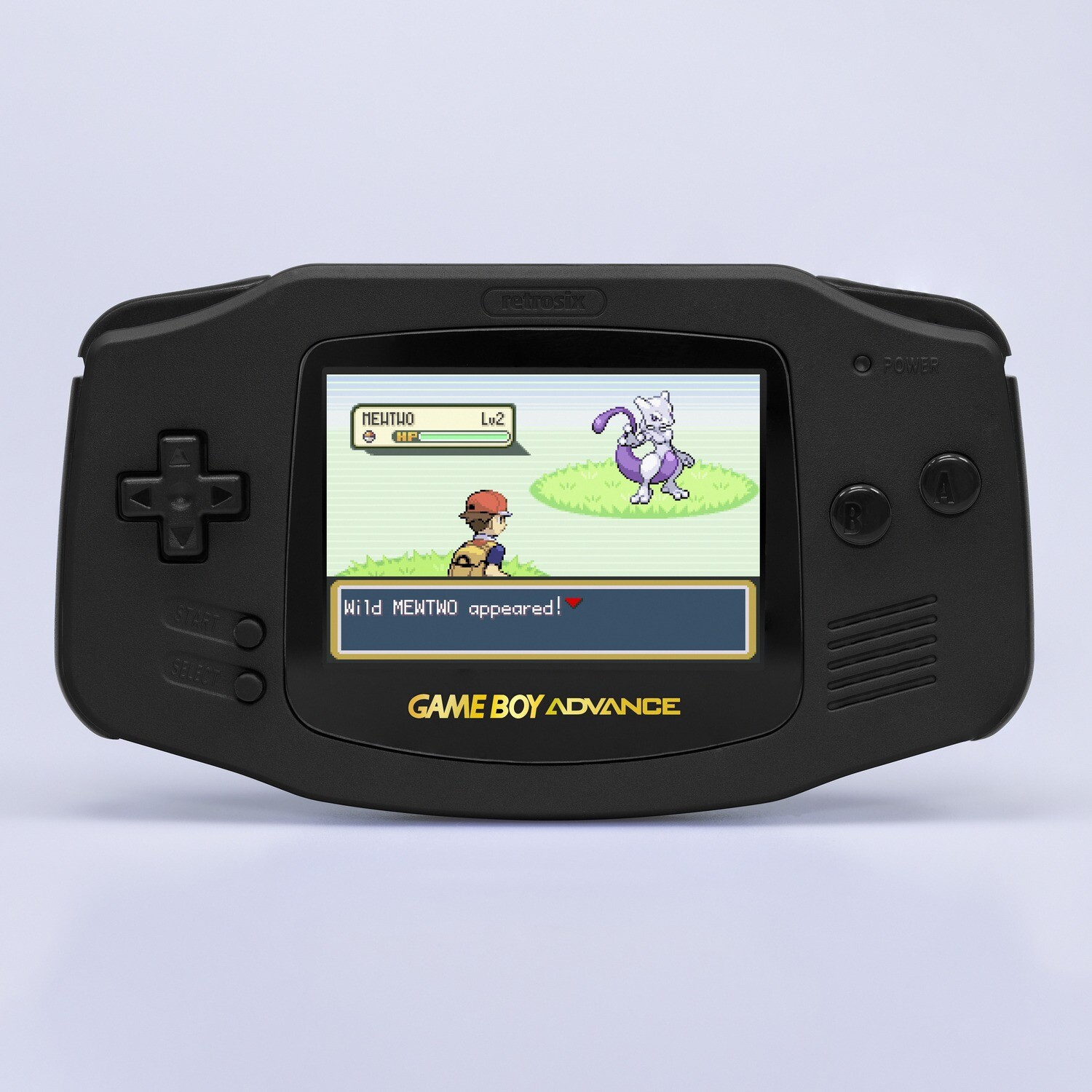 Game Boy Advance: Prestige Edition (Matt Black)
