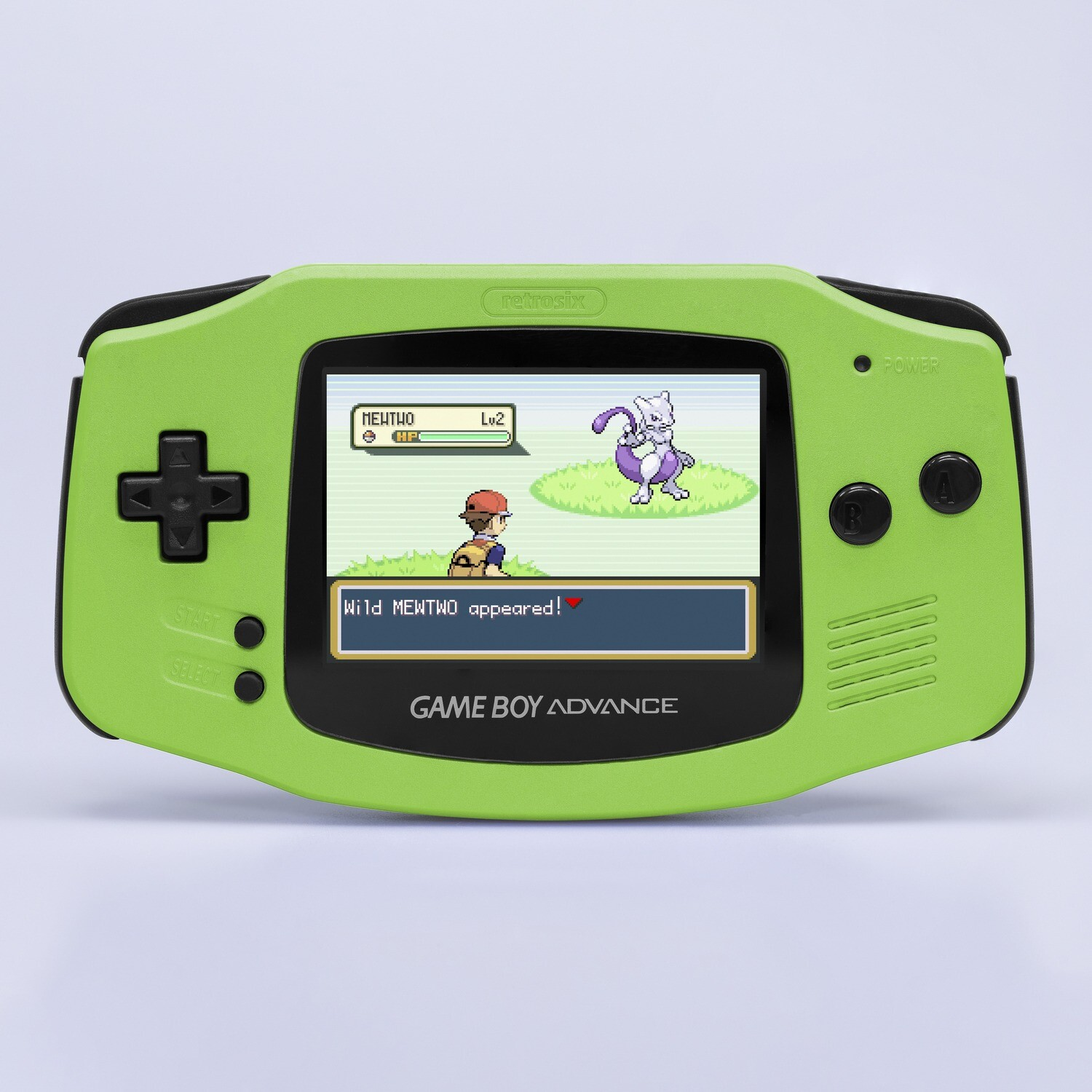 Game Boy Advance: Prestige Edition (Pearl Green)