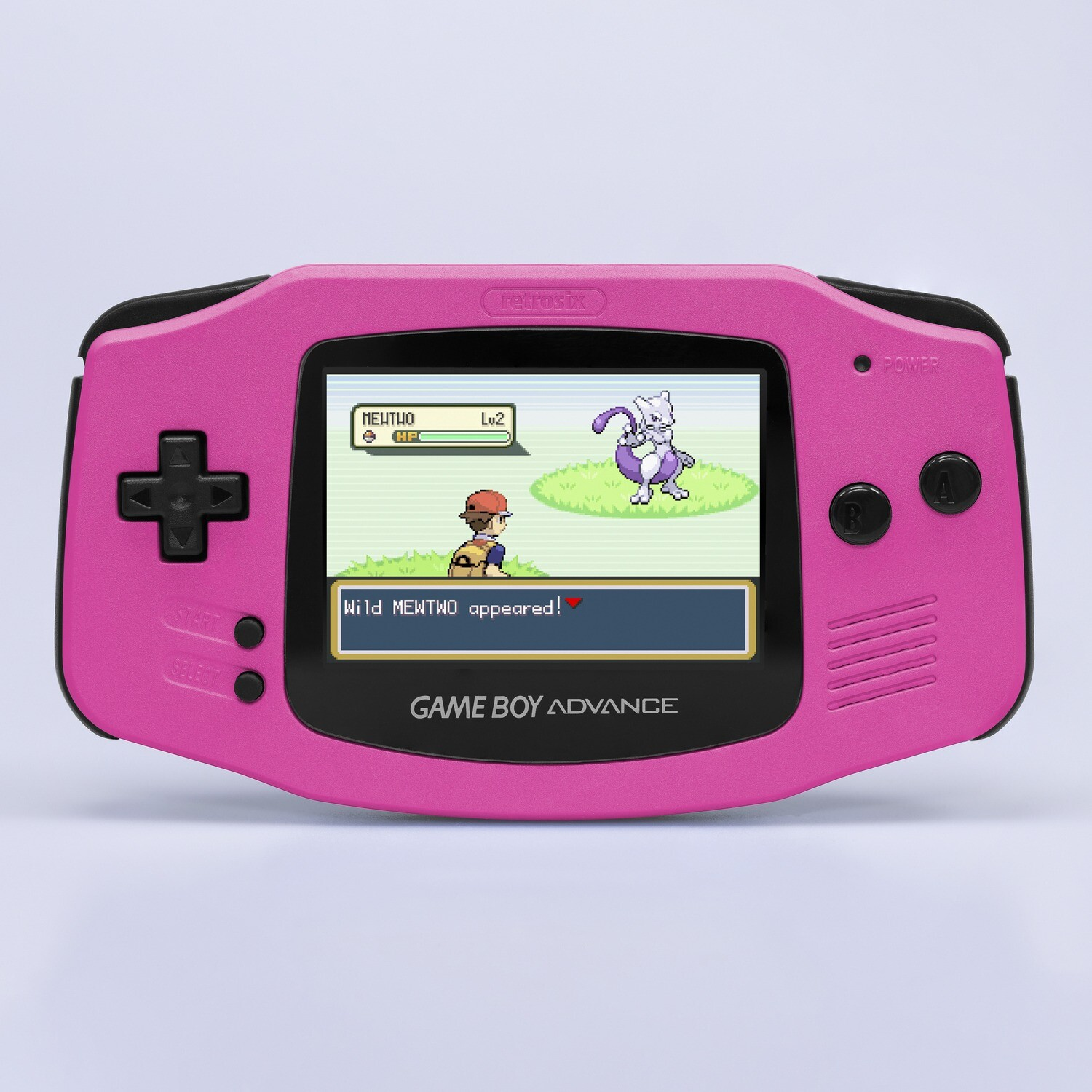 Game Boy Advance: Prestige Edition (Pearl Pink)