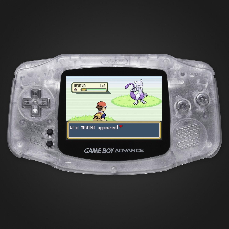 Game Boy Advance: Prestige Edition (Clear)