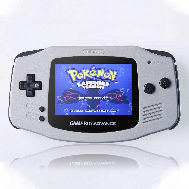 Game Boy Advance: Prestige Edition (Grey)