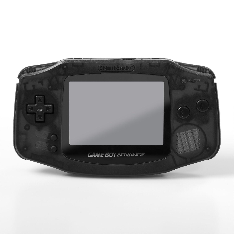 Game Boy Advance IPS Shell Kit (Clear Black)