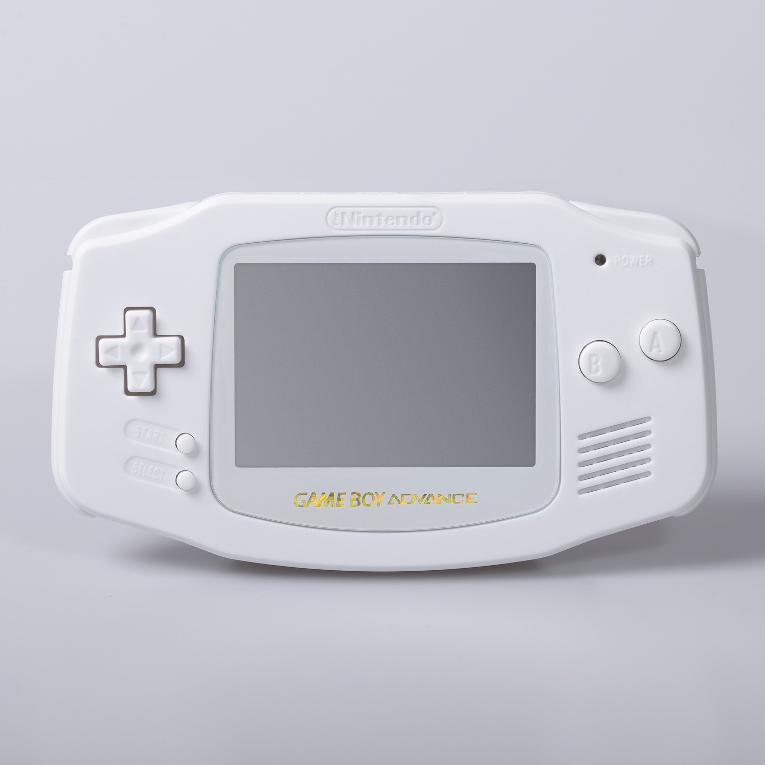 Game Boy Advance IPS Shell Kit (Pure White)