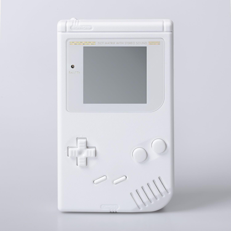Game Boy Original IPS Shell Kit (Pure White)