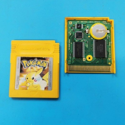 Game Boy Games Battery Replacement: Send In Service (UK Only)