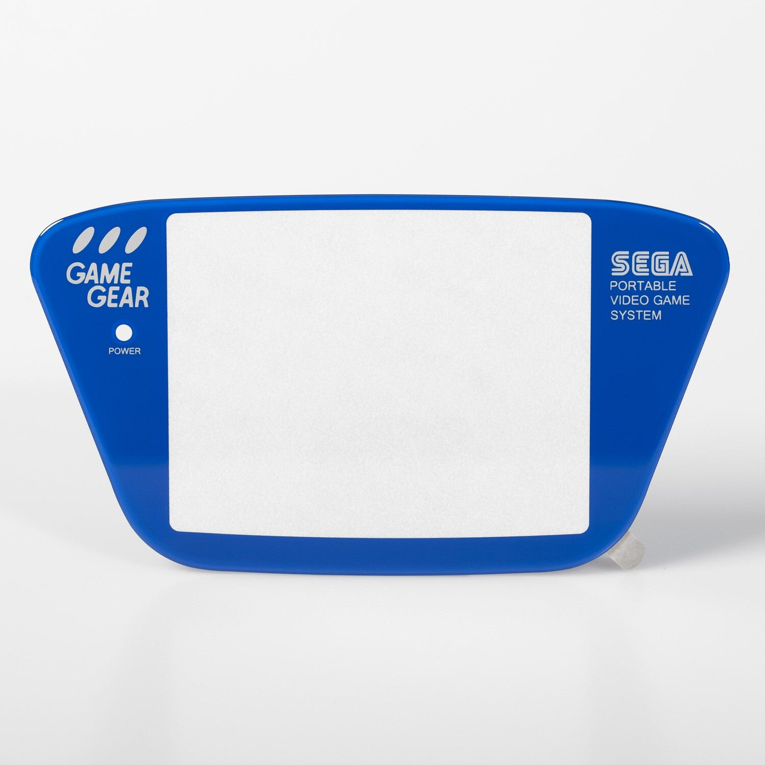 Game Gear Glass Lens (Blue)