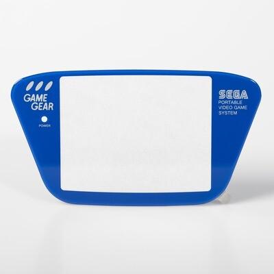 Game Gear Glass Lens (Blue)