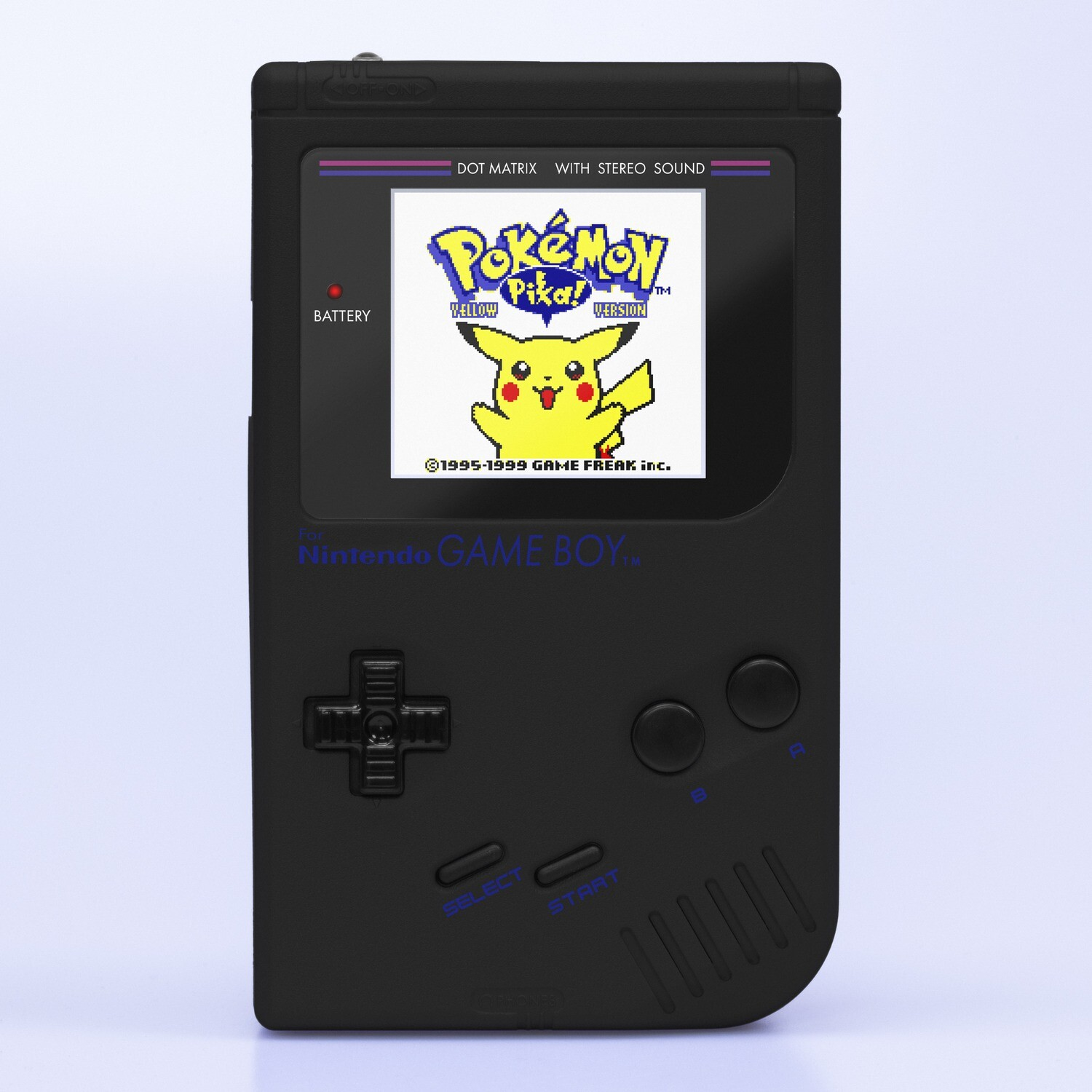 Game Boy Original: Prestige Edition (Matt Black)