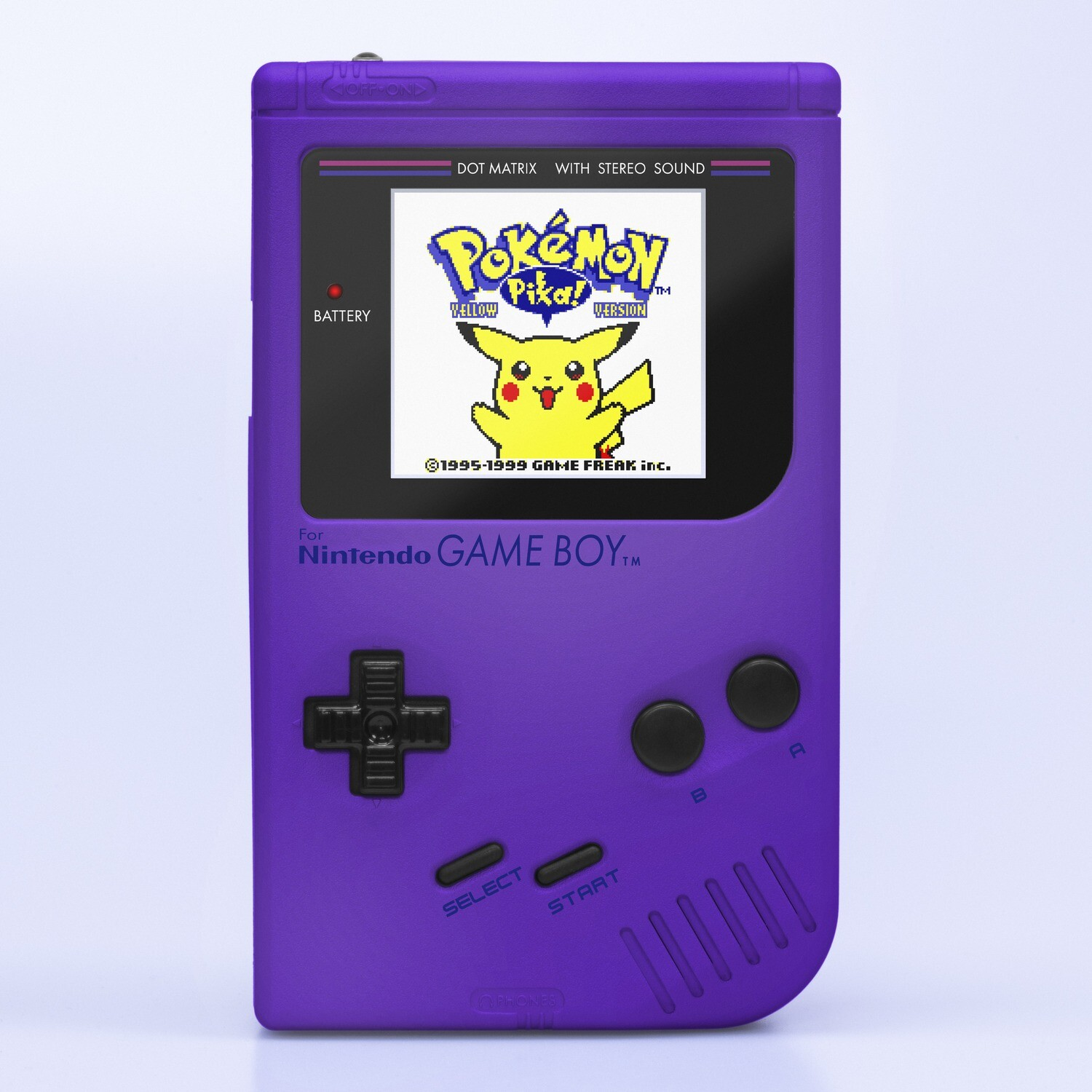 Game Boy Original: Prestige Edition (Pearl Purple)