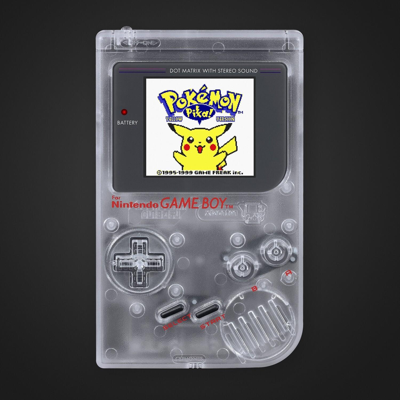 Game Boy Original: Prestige Edition (Clear)