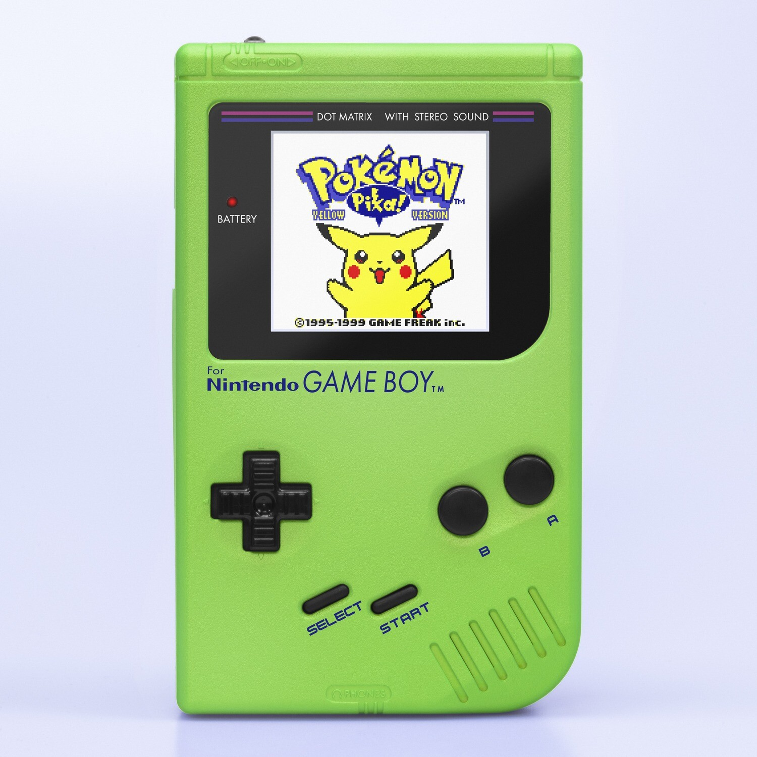 Game Boy Original: Prestige Edition (Pearl Green)
