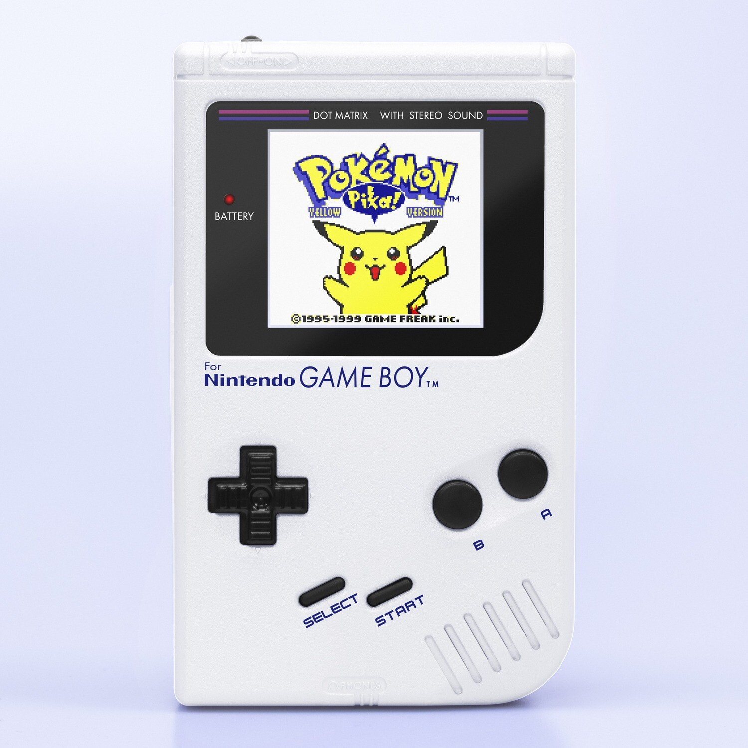 Game Boy Original: Prestige Edition (Pearl White)