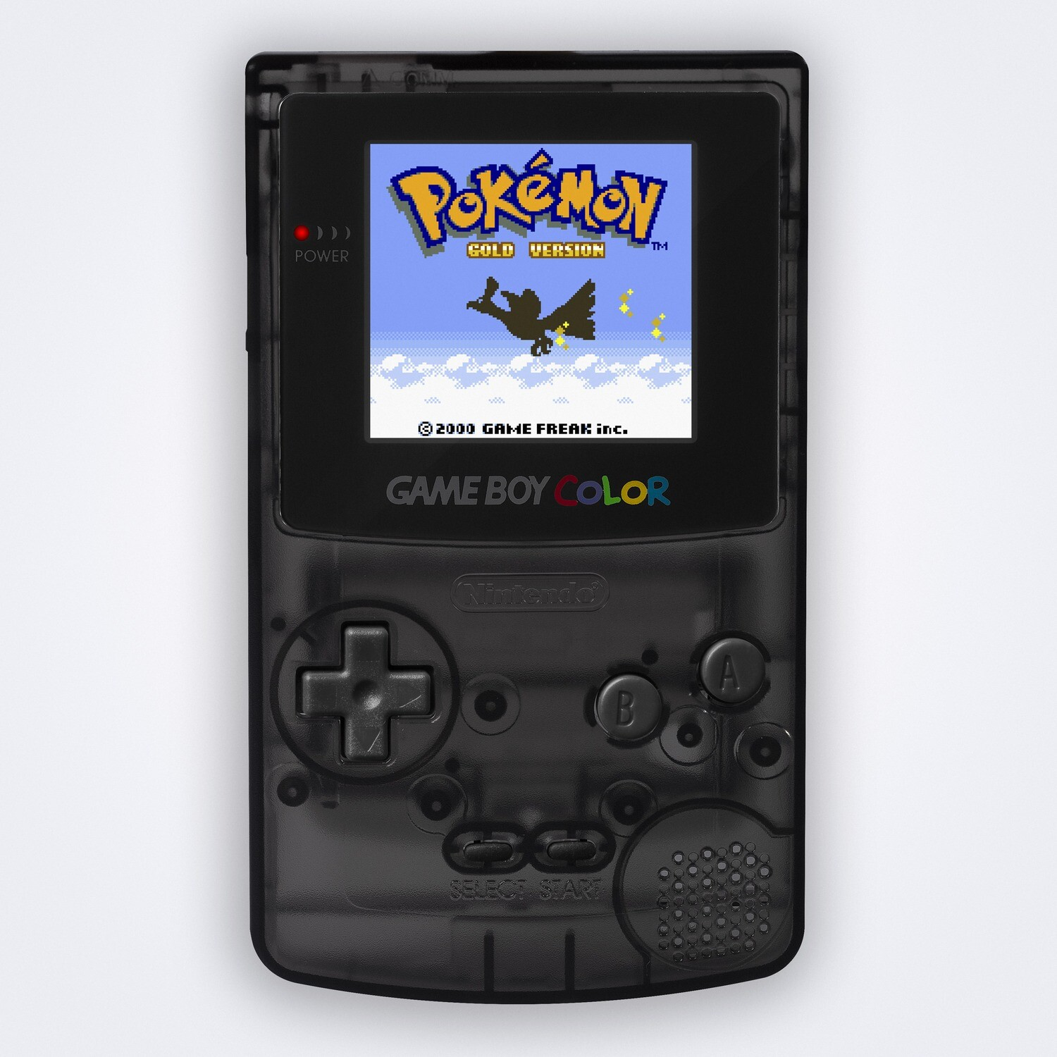 Game Boy Color: Prestige Edition (Clear Black)