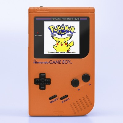Game Boy Original: Prestige Edition (Pearl Orange)