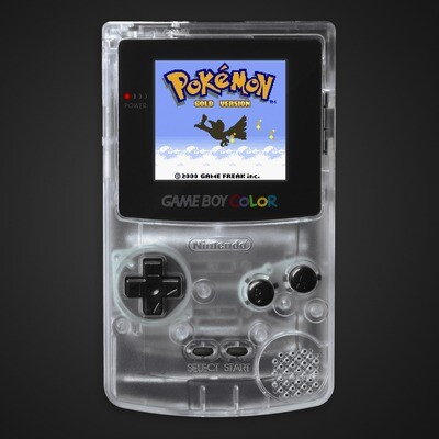 Game Boy Color: Prestige Edition (Clear)