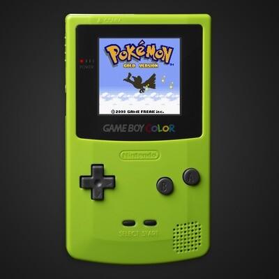 Game Boy Color: Prestige Edition (Green)