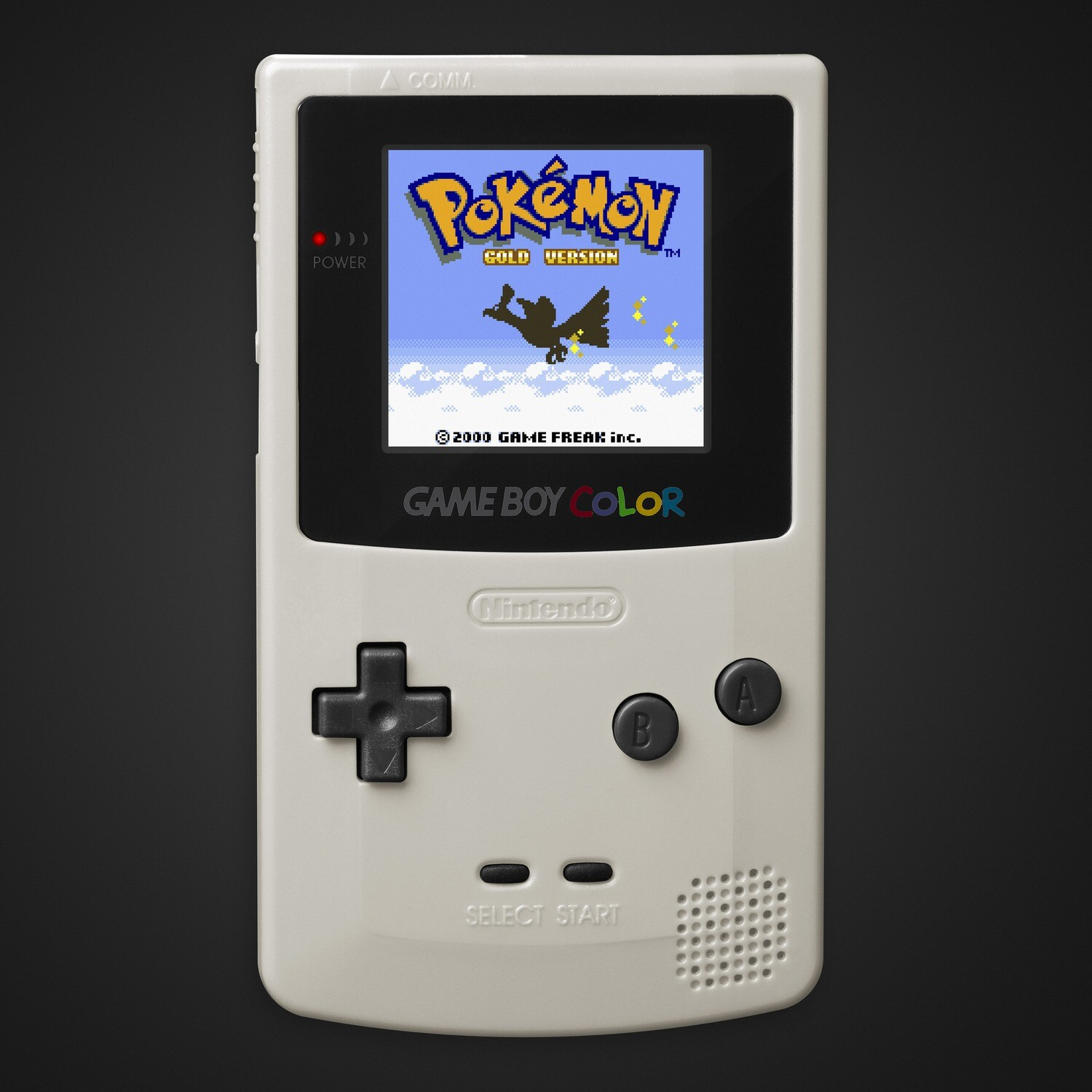 Game Boy Color: Prestige Edition (White)