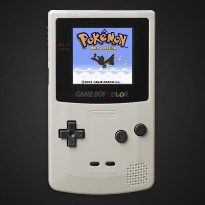 Game Boy Color: Prestige Edition (White)