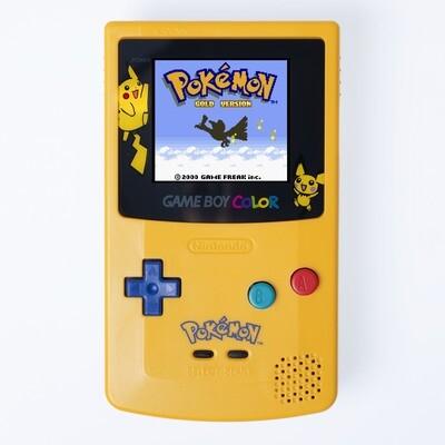 Game Boy Color: Prestige Edition (Pokemon)