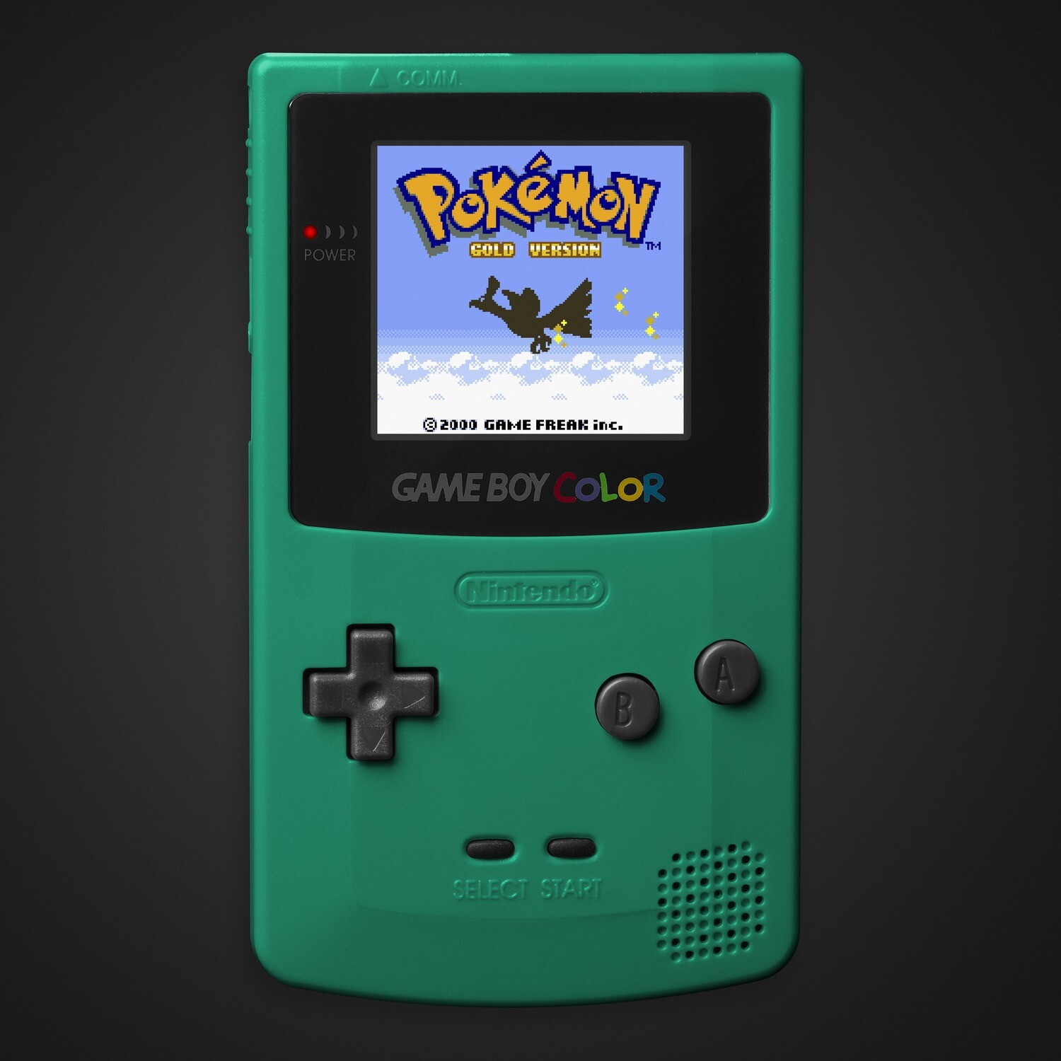 Game Boy Color: Prestige Edition (Teal)