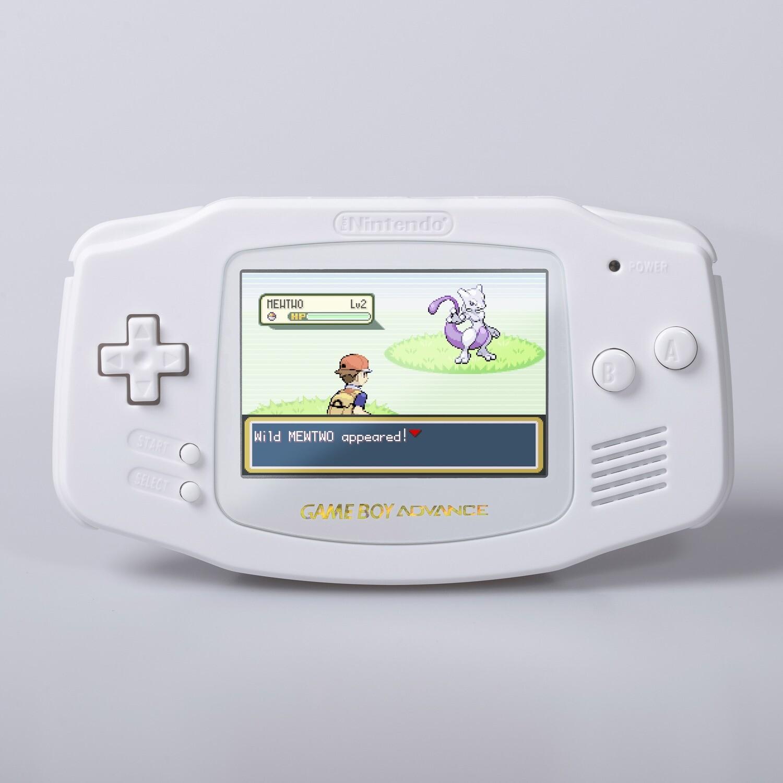 Game Boy Advance: Prestige Edition (Pure White)