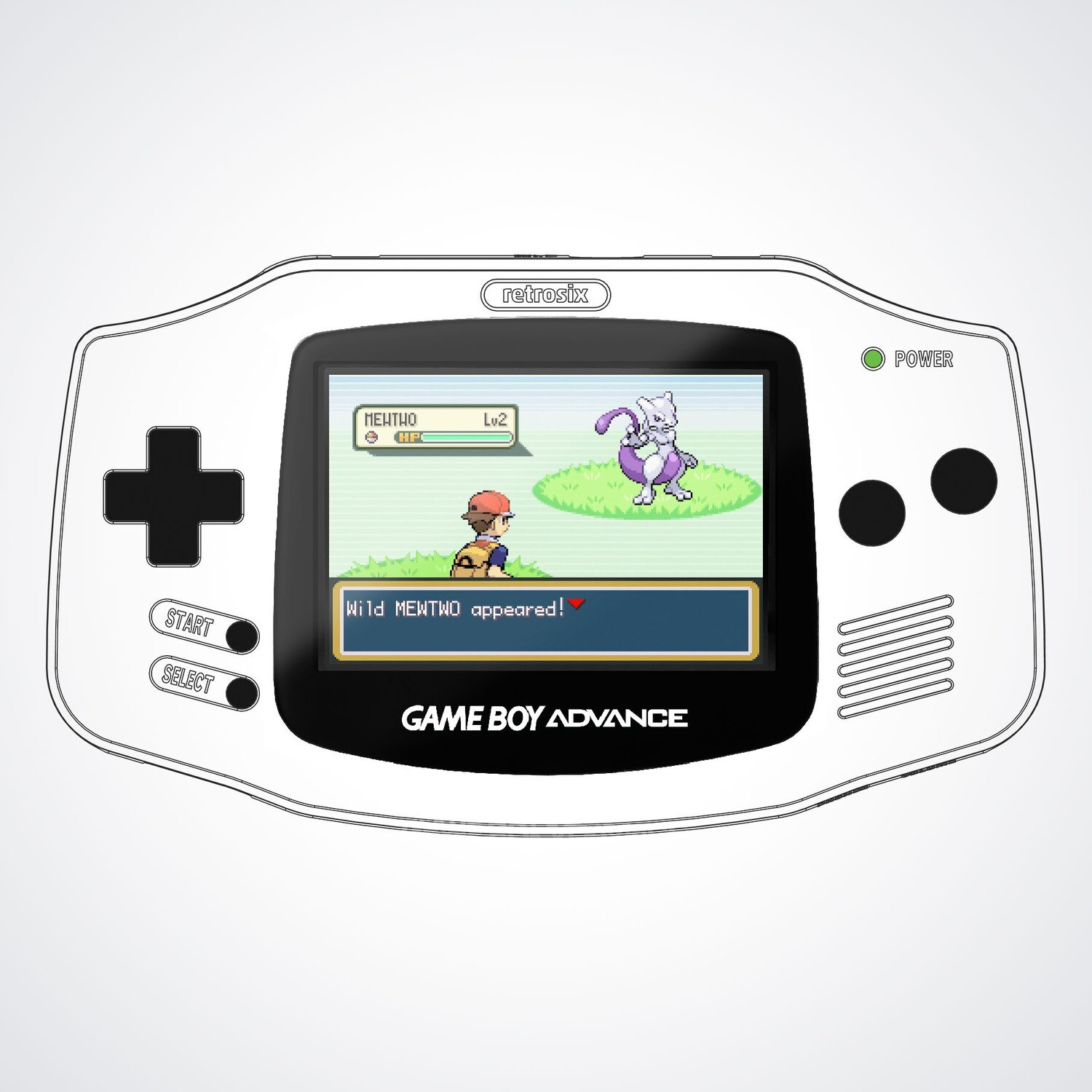 Game Boy Advance: Prestige Edition (UV Print)