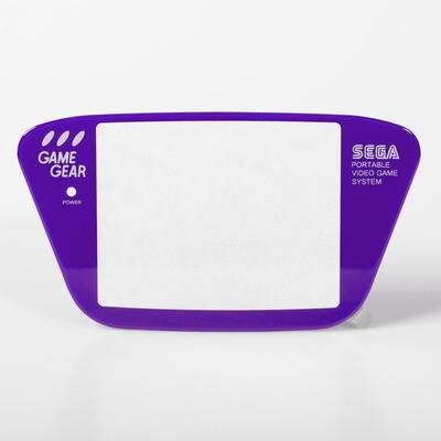 Game Gear Glass Lens (Purple)
