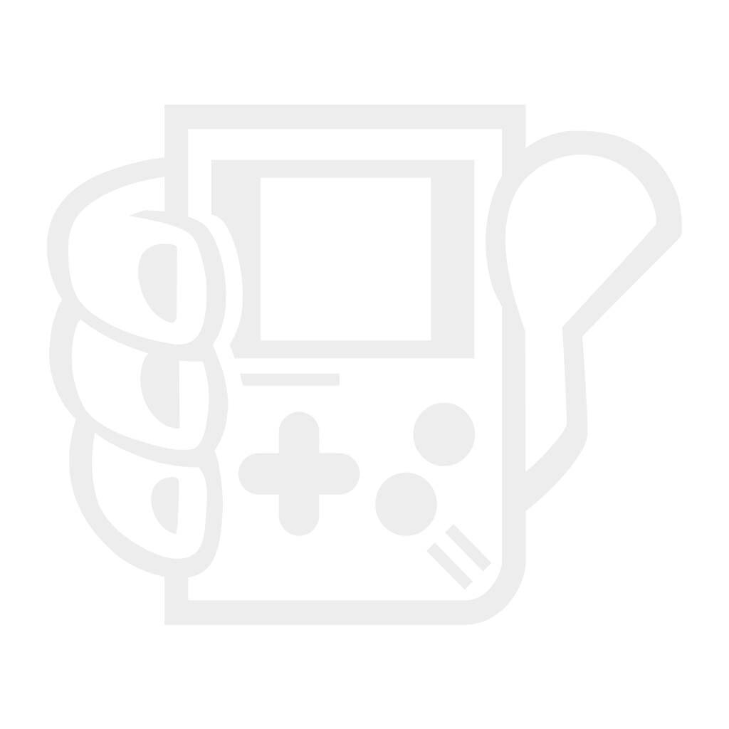 Game Gear Rubber Pads (Clear)