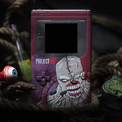 Game Boy Original IPS UV Shell Kit (Nemesis)