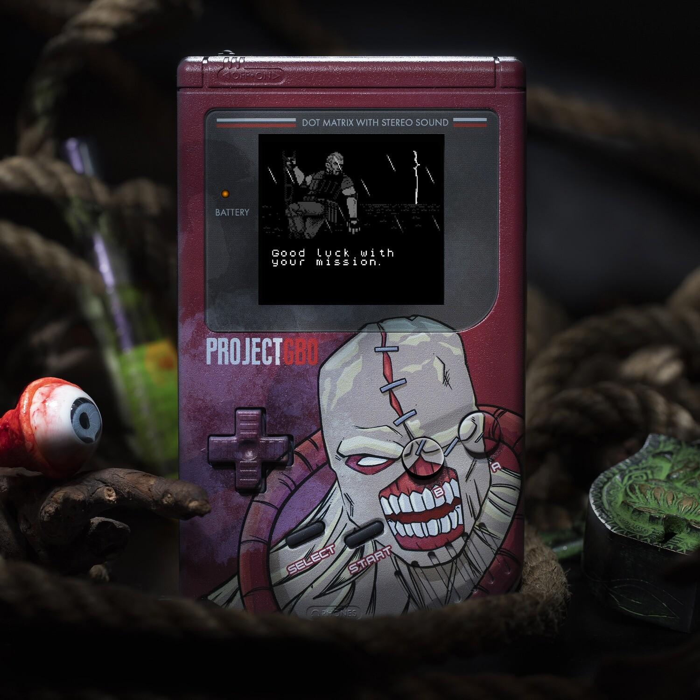 Game Boy Original: Prestige Edition (UV Nemesis)