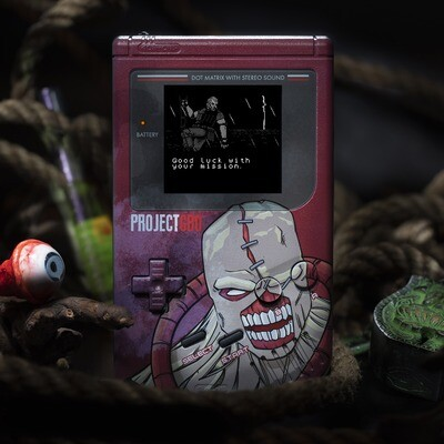 Game Boy Original: Prestige Edition (UV Nemesis)
